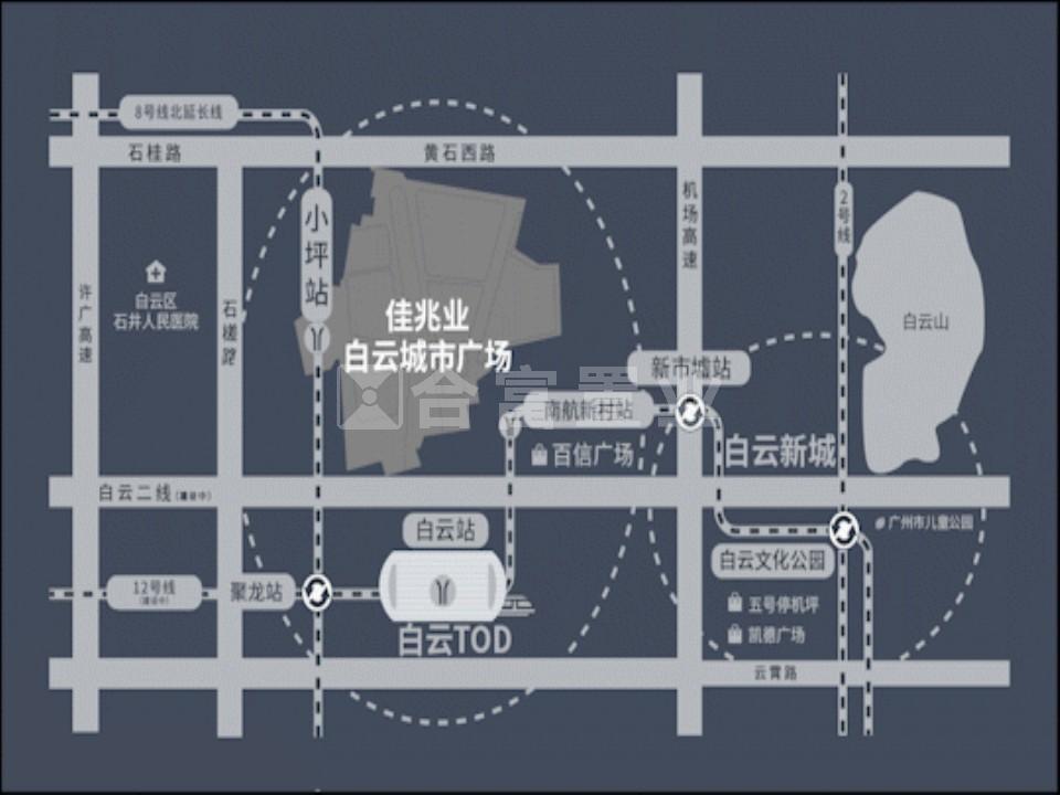 佳兆业白云城市广场