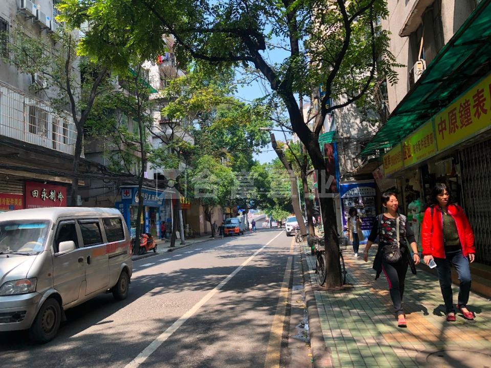 海珠中白薇街小区