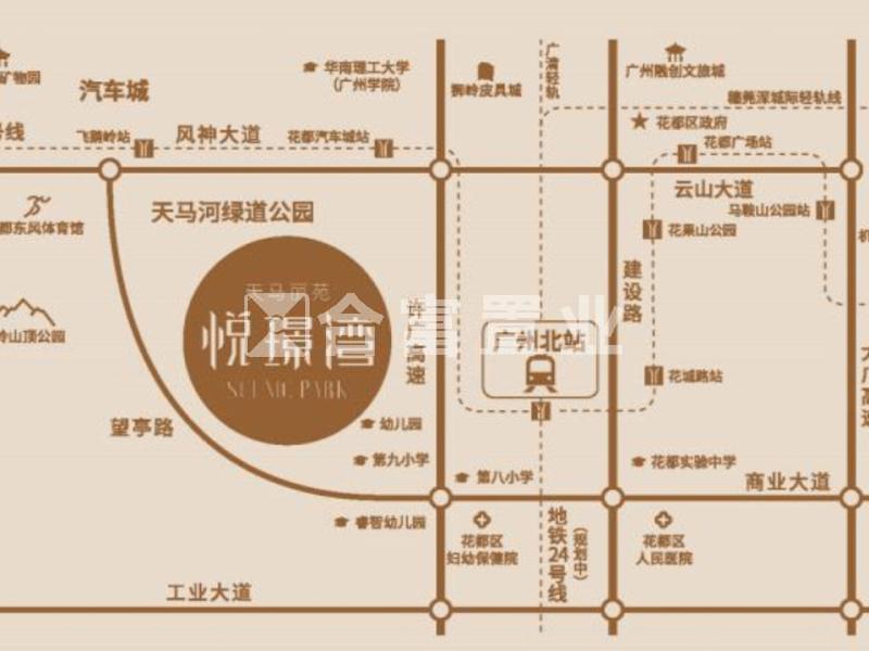 天马河国际公馆