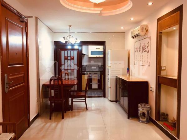 第一国际公寓二期百安中心