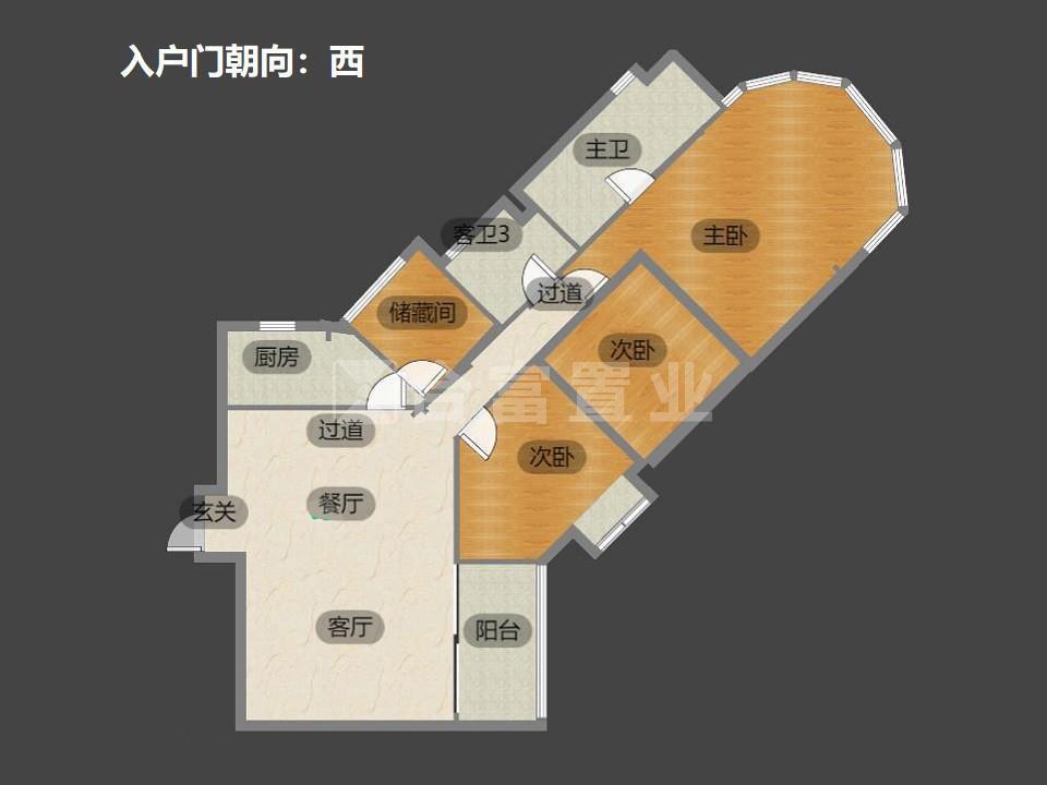 珠江太阳城广场裕景阁