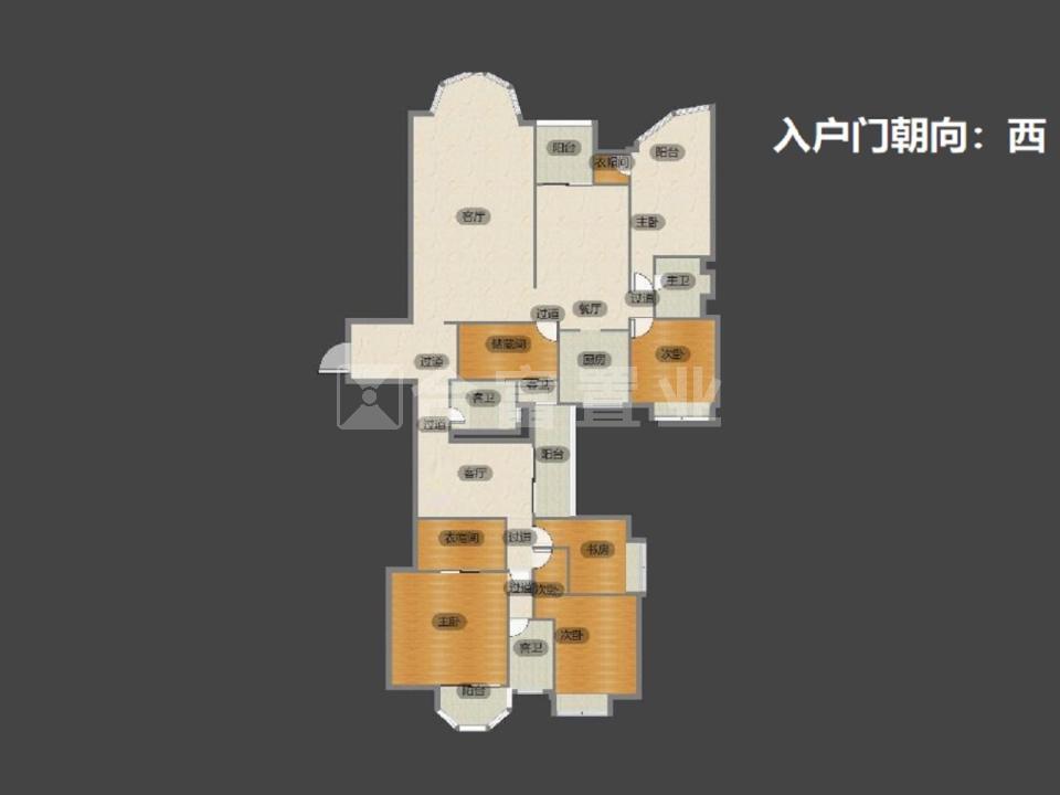 珠江广场水岸卫城