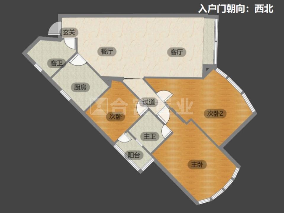 帝景苑E座(帝华轩)
